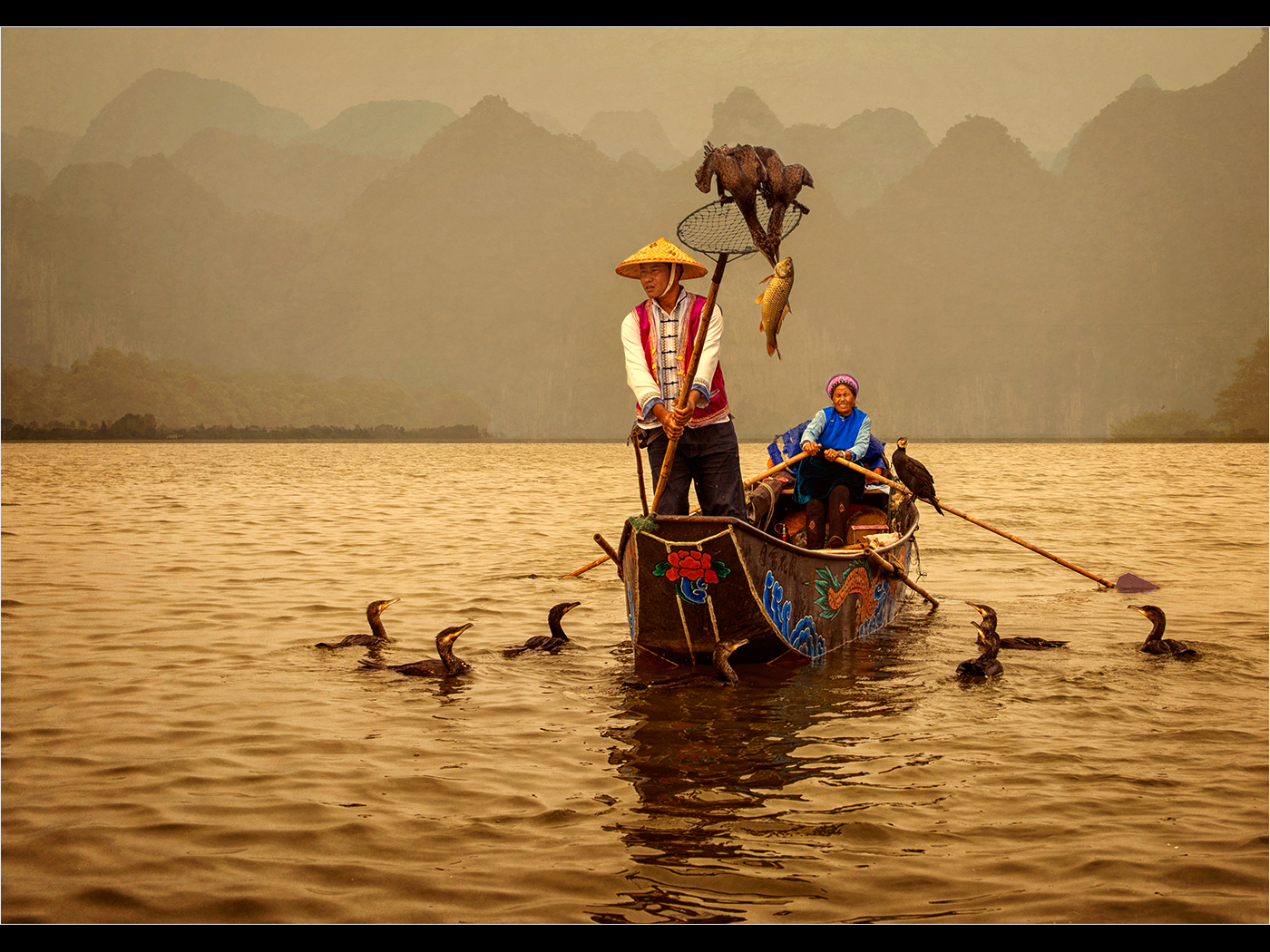China Tour 2013 – Cormorant Fishing