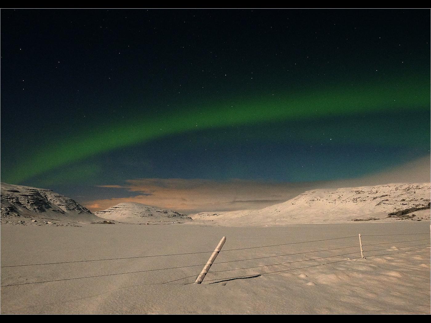 Aurora field