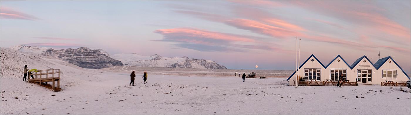 Snow desert 1400