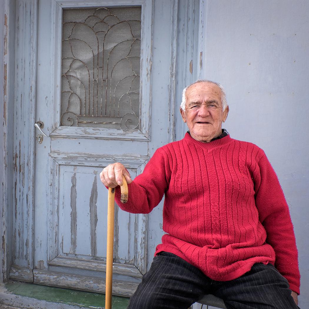 Santorini Grandfathers House 2
