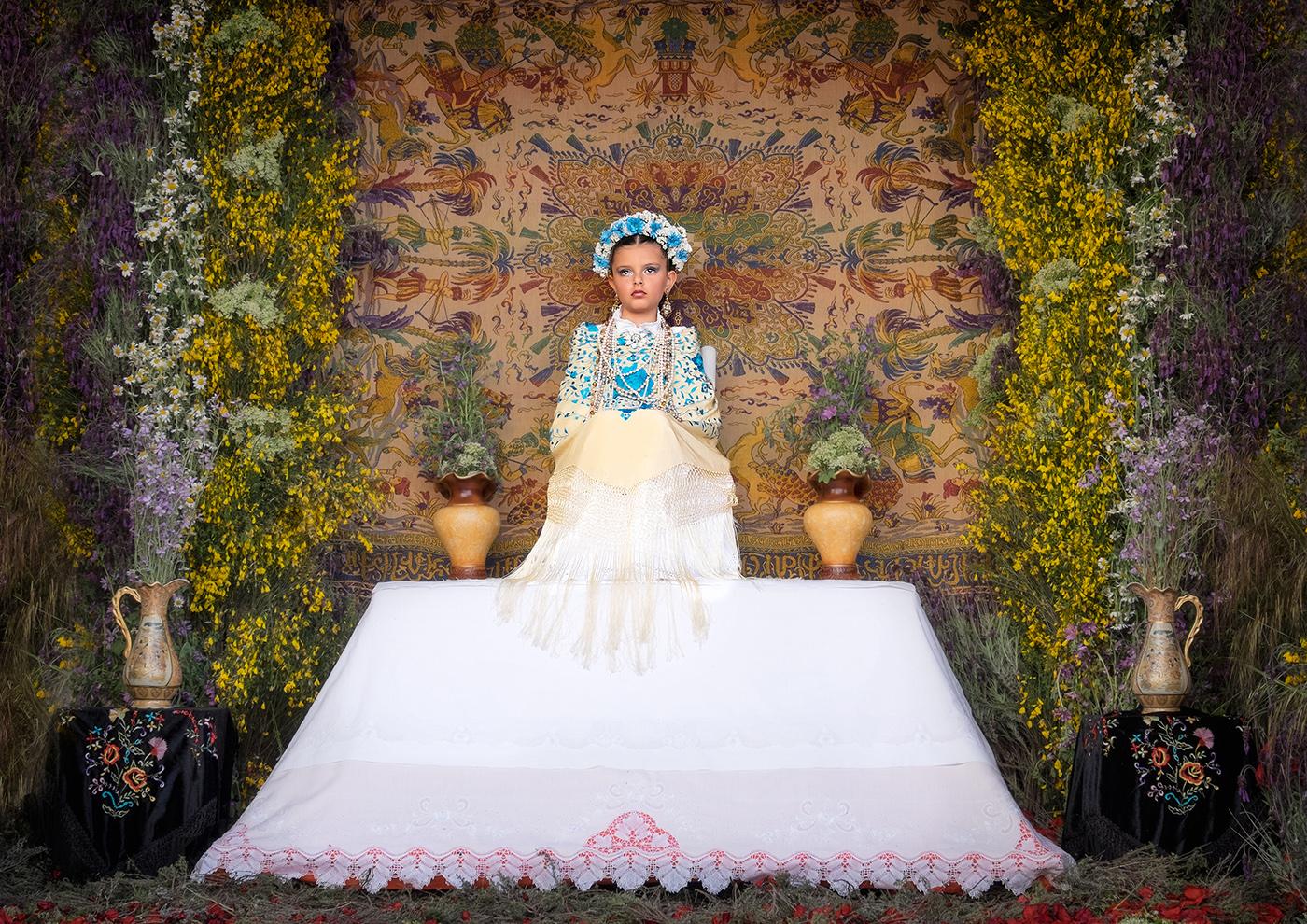 Las Mayas - Spanish May Queen