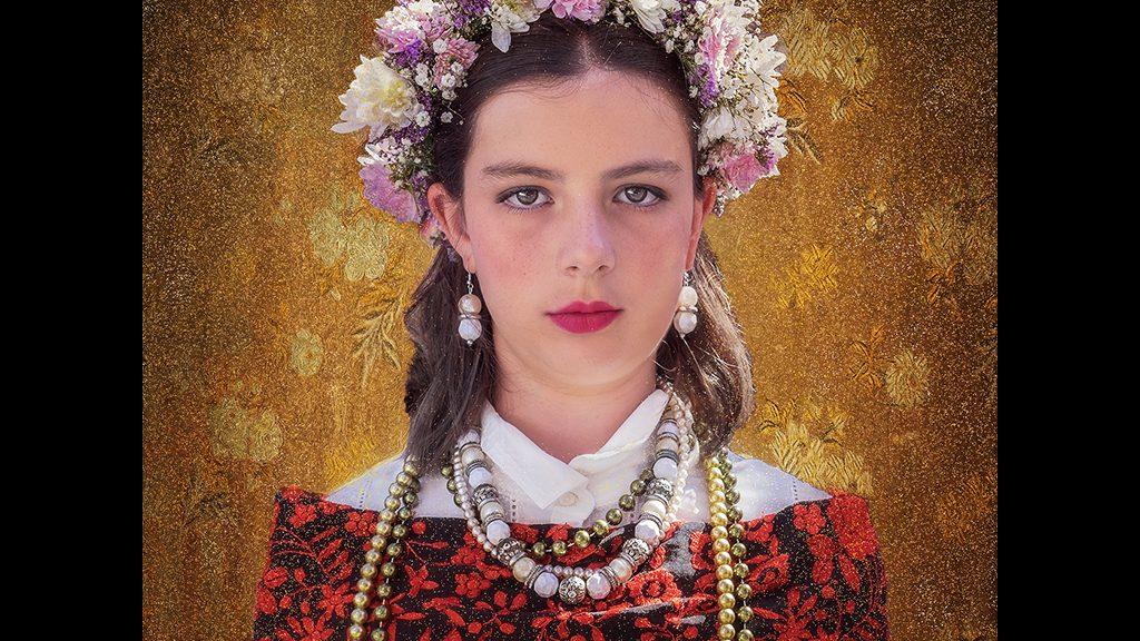 Spanish Las Maya Girl 2 SML